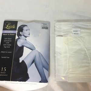 ❤️5/25$❤️ Levante Eclipse sheer to waist tights M